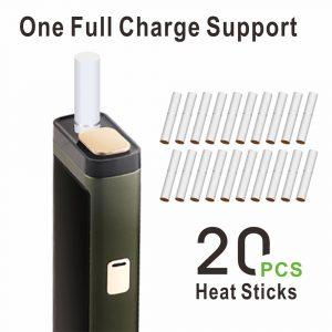LAMBDA T3 Heat Not Burn Tobacco (Army Green