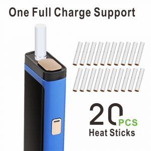 LAMBDA T3 Heat Not Burn Tobacco Heating Device (Blue)