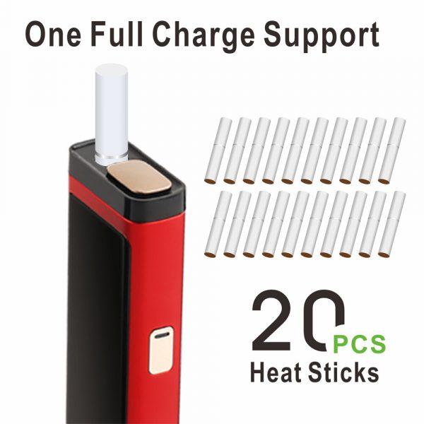 LAMBDA T3 Heat Not Burn Tobacco Heating Device (Red)